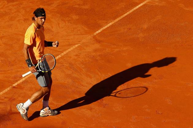 Rafael Nadal's Drop to World No. 3 Will Rejuvenate Focus Before French Open