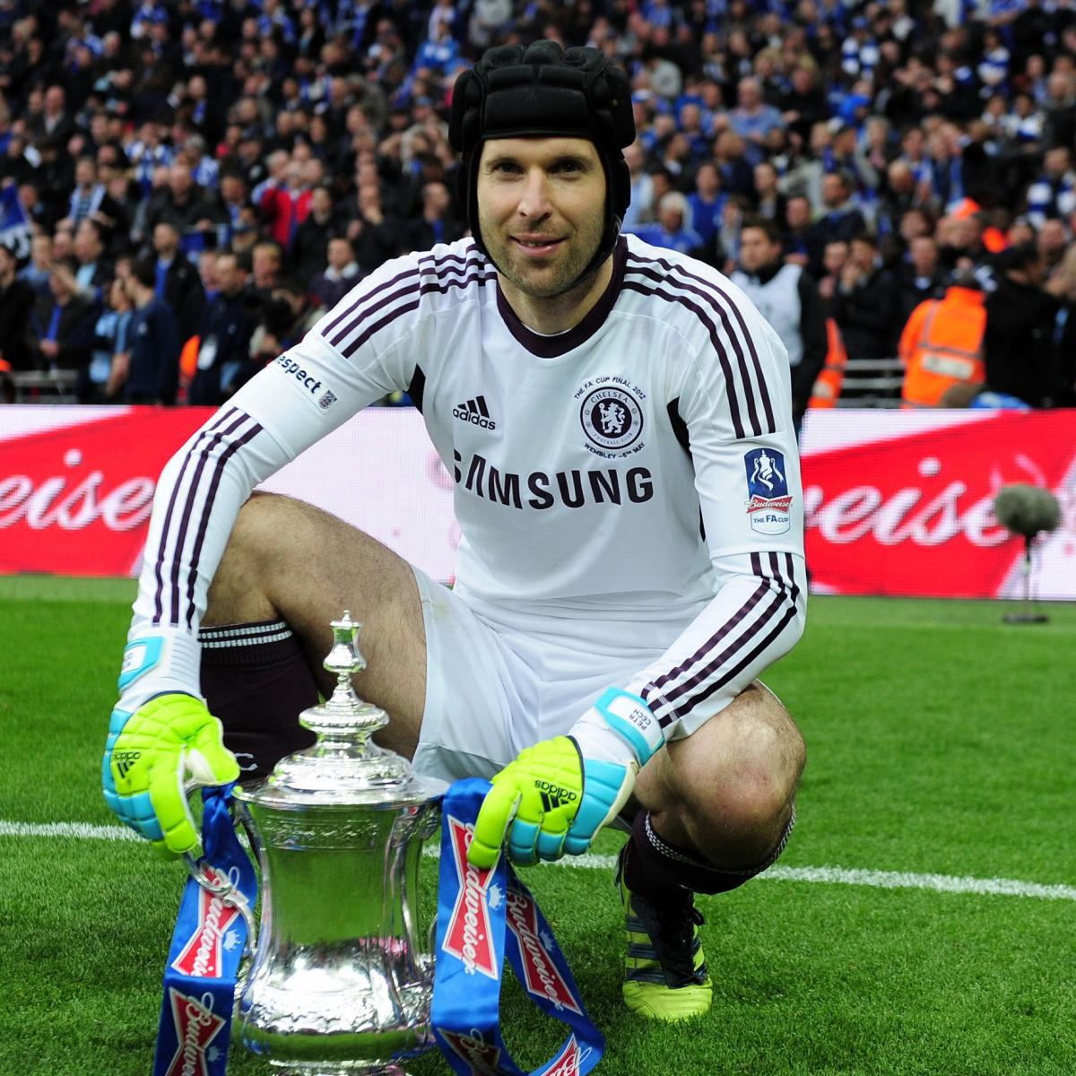 Champions League Final 2012: UEFA Champions League Final 2012: Why Petr Cech Is Biggest