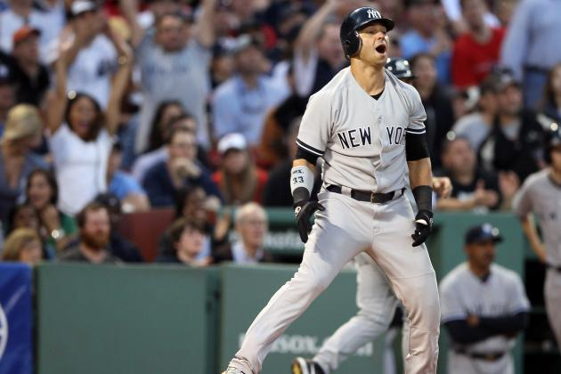 New York Yankees Free Agents: Why Nick Swisher Should Take a