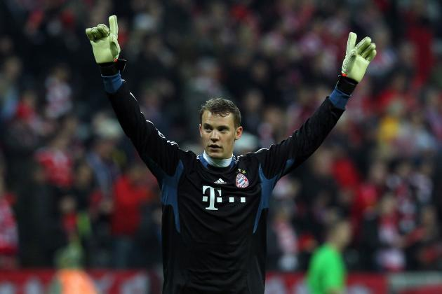 Bayern Munich vs. Chelsea: Can Manuel Neuer Become the World's Best Goalkeeper?