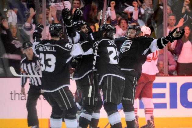 Stanley Cup Playoffs 2012: Keys to the Game for the Los Angeles Kings