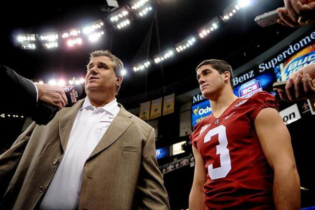 Alabama Football: Is the SEC Ready for Safety Vinnie Sunseri?