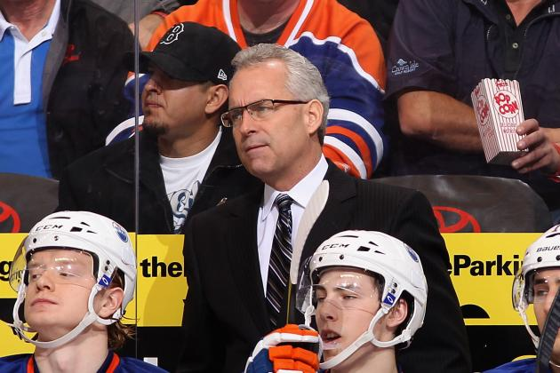 Edmonton Oilers: Implications of the Tom Renney Coaching Change