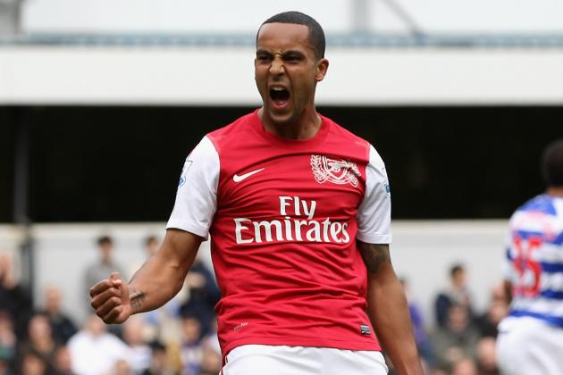 Arsenal Debate: Does Theo Walcott Have a Footballing Brain?