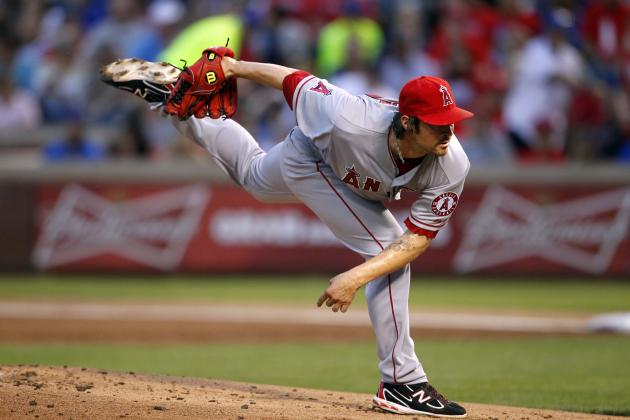 C.J. Wilson Picks Up the Loss as the Angels Fall to the White Sox 6-1