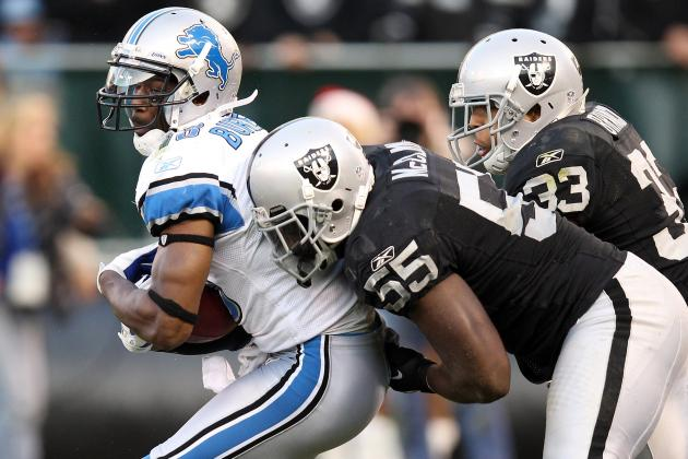 Oakland Raiders: Moving on Without Rolando McClain No Easy Task