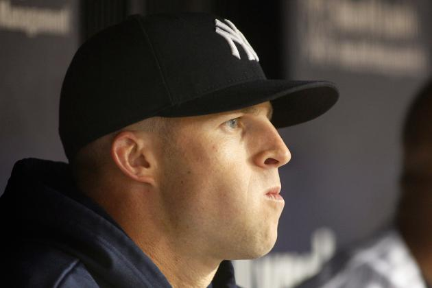 New York Yankees: Aging Lineup Will Continue to Struggle Without Brett Gardner