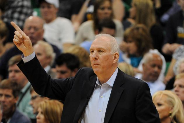 San Antonio Spurs: Is This Gregg Popovich's Best Team Ever?