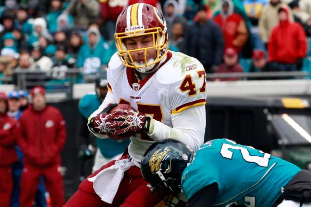 Washington Redskins: What Type of Impact Will Chris Cooley Have in 2012?