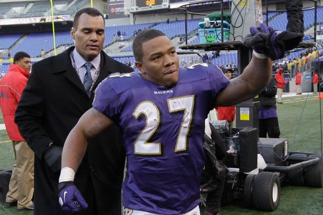 Baltimore Ravens: Why the Ravens Can't Sign Ray Rice to a Long-Term Deal