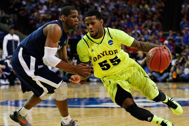Baylor Basketball: Why Pierre Jackson Will Be the Bears Most Important Player