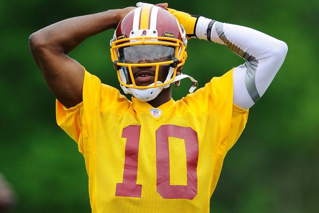 What Would a Successful Rookie Season Look Like for Robert Griffin III?