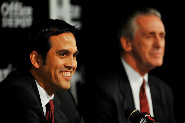 Miami Heat Must Fire Erik Spoelstra and Lure Pat Riley Back to the Bench