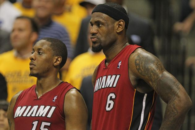 NBA Playoffs 2012: Miami Heat vs. Indiana Pacers, Game 4 Odds