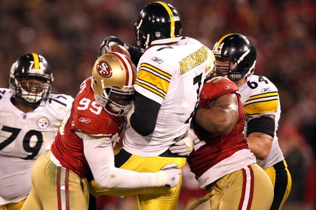Ben Roethlisberger: Aldon Smith Proves QB's Claims of Being Targeted Are Wrong
