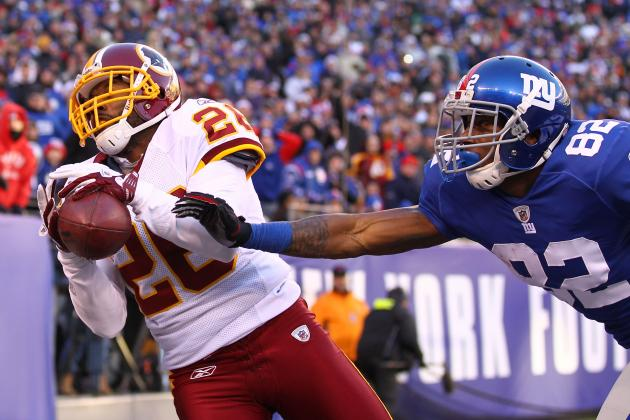 Washington Redskins Secondary: The Pass vs. the Present