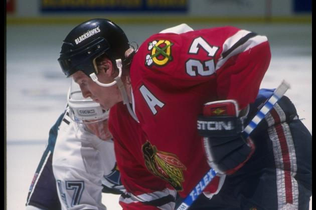 Chicago Blackhawks: Jeremy Roenick Says Relationships Make a Good Assistant
