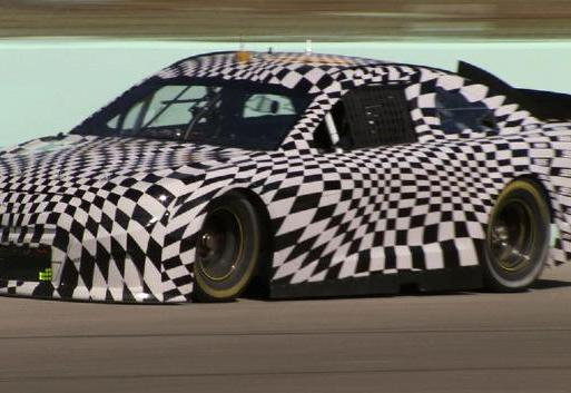 Chevrolet to Race New SS Model in NASCAR's Sprint Cup Series in 2013
