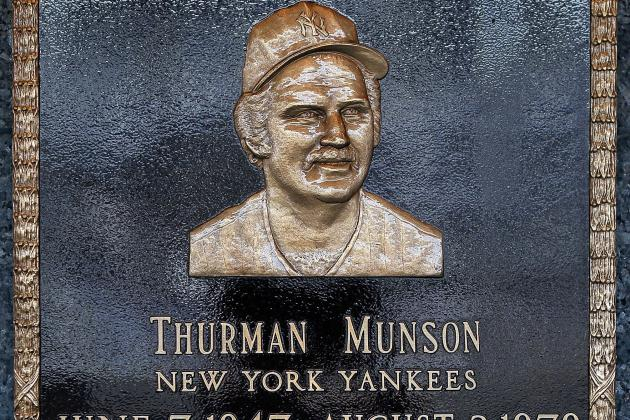 Thurman Munson's Fierce Fisk Rivalry, Dropped Third Strikes and Assists