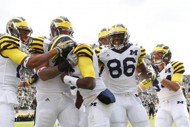 Michigan Football: Wolverines' Only Tradition That Matters Is Winning