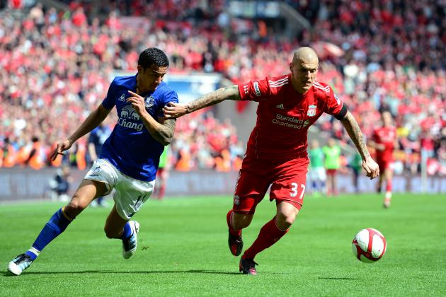 Liverpool Transfer News: Reds Must Convince Underrated Martin Skrtel to Stay