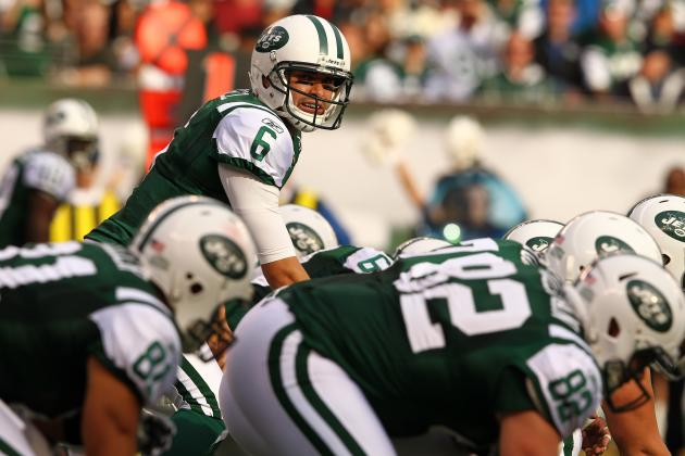 Are the New York Jets Setting Up Mark Sanchez to Fail?