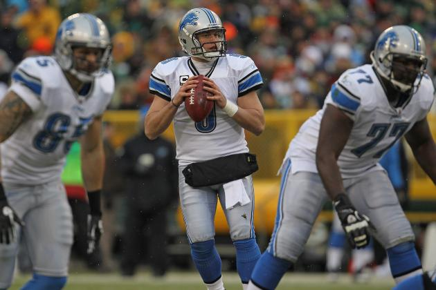 Elite or Not Elite: That Is the Question About Detroit Lions' Matt Stafford