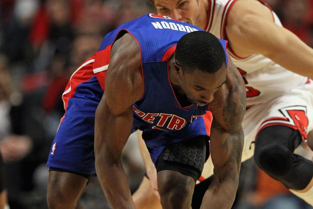 NBA Trade Rumors: Every Team Should Ignore Pistons' Offers for Ben Gordon