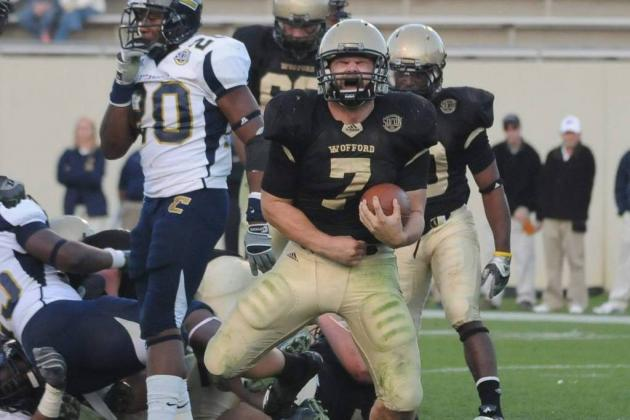 2012 Southern Conference Spring Football Preview: Wofford Terriers