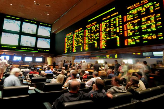 What Oddsmakers Think Will Happen to Cowboys, Giants, Eagles & Redskins in 2012