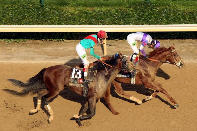 2012 Preakness Post Positions: Ranking the Best Slots to Start