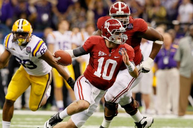 Jim Delaney: Alabama and SEC Haters Are Putting College Football in Danger