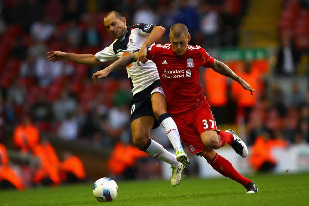 Liverpool: Remembering the 2011-12 EPL Season (Game 3/38)