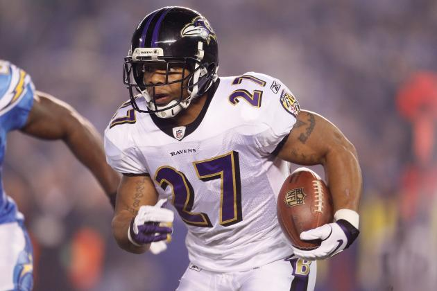 2012 Fantasy Football Predictions for Contract Holdout Stars
