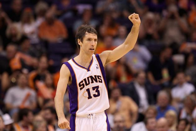 2012 NBA Free Agents: Best Destinations for Steve Nash