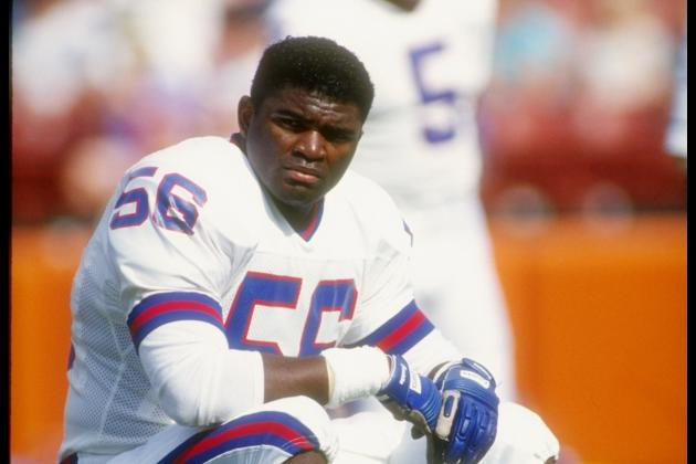 Lawrence Taylor's Son Reportedly Sold Super Bowl Ring