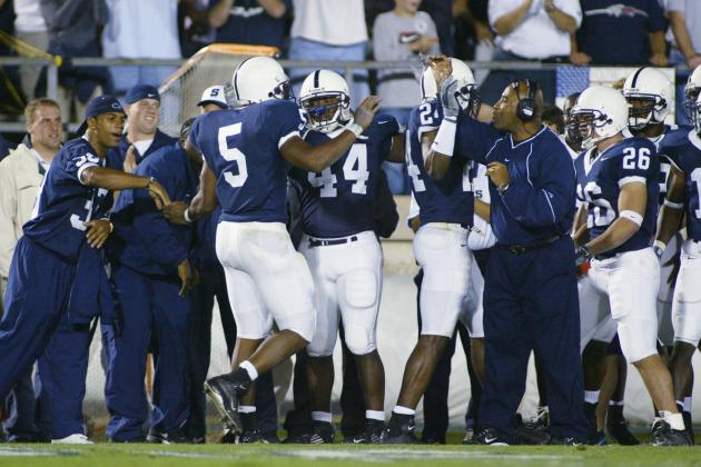 Classic Big Ten Football: Michigan State at Penn State, 2002