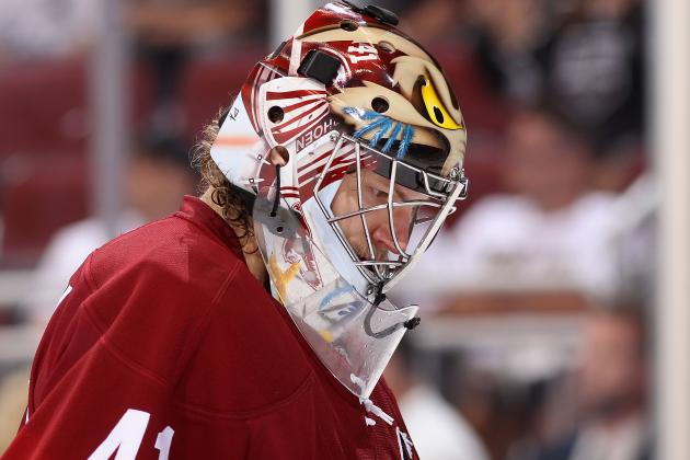 Stanley Cup Playoffs 2012: Mike Smith and Coyotes Who Must Thrive to Avoid Sweep