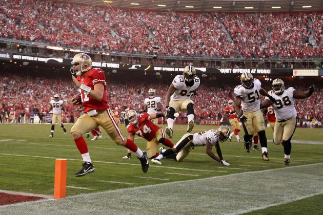 49ers 2012 Divisional Championship: Last 2 Minutes from the Nosebleed Seats