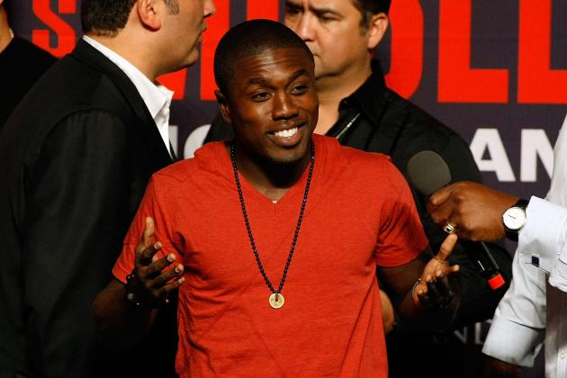 Berto vs. Ortiz II: Andre Berto Tests Positive for Norandrosterone Steroid