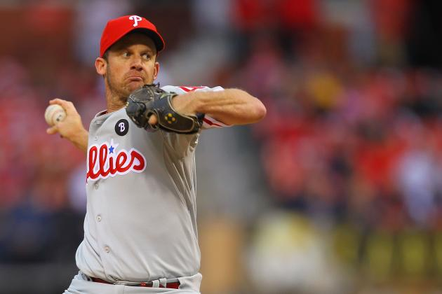 Roy Oswalt Threw for Philadelphia Phillies, Boston Red Sox: Signing Within Week?