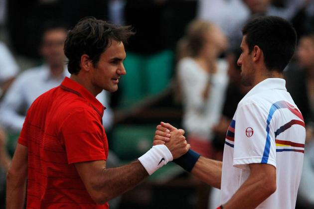 Rome 2012 Preview: Roger Federer vs Novak Djokovic, Rafael Nadal vs David Ferrer