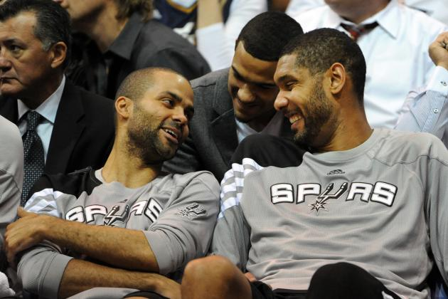 NBA Playoffs 2012: Why San Antonio Spurs Are a Lock for NBA Finals