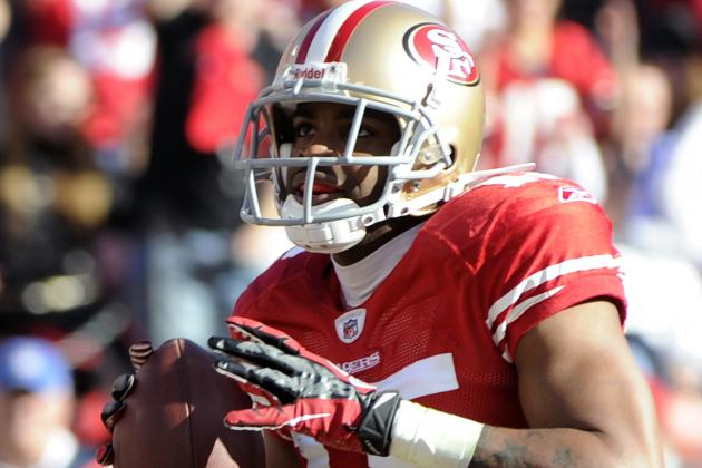 Harbaugh: Crabtree Has 'Best Hands I've Ever Seen'