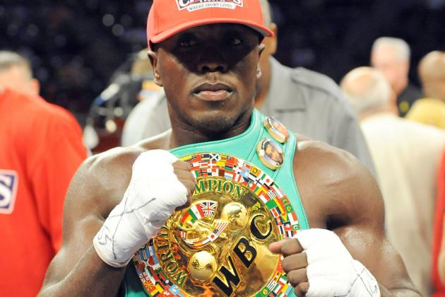 Andre Berto Tests Positive for Steroids, Victor Ortiz Rematch in Doubt