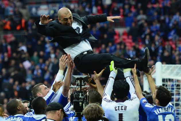 Champions League: Chelsea Boss Roberto Di Matteo Already a Winner