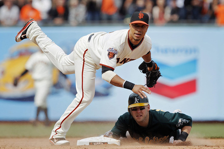 San Francisco Giants vs. Oakland A's: Preview, Prediction for Bay Bridge Series