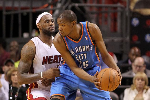 NBA Playoffs 2012: Ranking 5 Best Potential NBA Finals Matchups