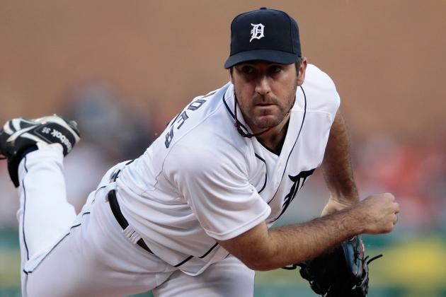 Justin Verlander: Tigers Pitcher Reminds Us He's Best in MLB with Near No-Hitter