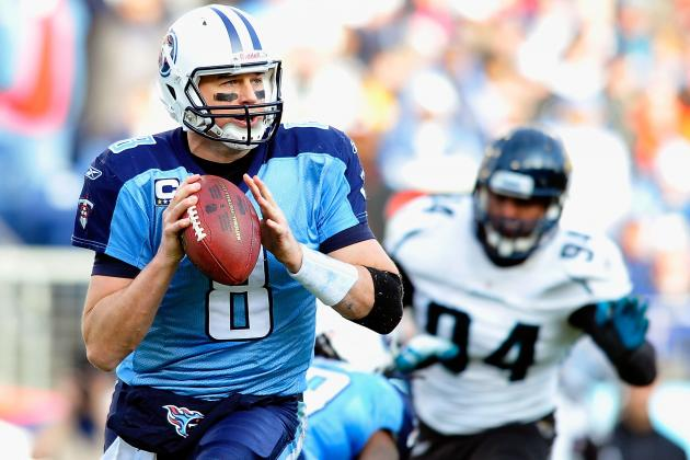 Tennessee Titans: Webster's Gut Feeling Is Probably Hasselbeck